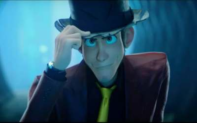 First trailer for animated Lupin film looks awesome!