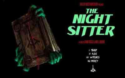 THE NIGHT SITTER, from the creator of FINAL DESTINATION!