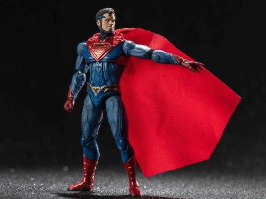 Hiya Injustice 2 Superman Enhanced Edition 012