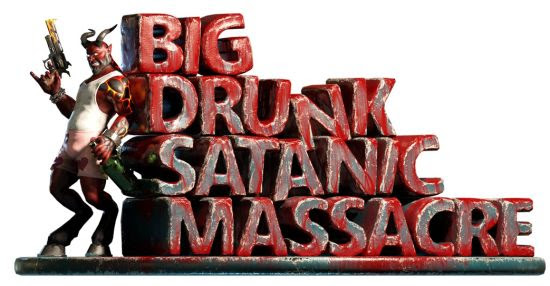 Kick Butt and Ignore Names — Meet Lou, the Main Character in BDSM: Big Drunk Satanic Massacre in a New Trailer