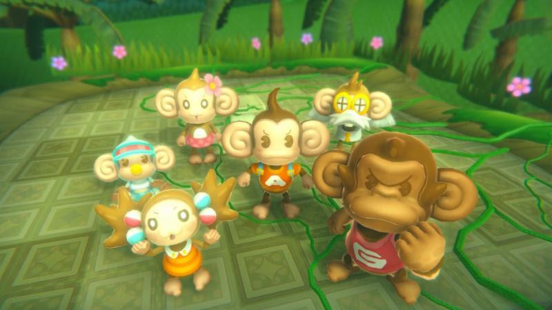 Jump, Tilt, and Roll Into Super Monkey Ball: Banana Blitz HD – Available October 29, 2019!