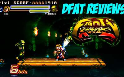DFAT Reviews: Old School Beat-em Up Fight 'N Rage