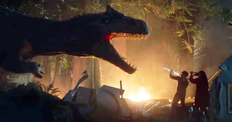 Battle at Big Rock – an All-New Jurassic World short film!