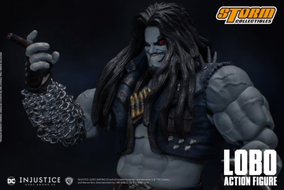 Storm Collectibles Lobo 01