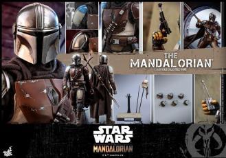 Hot Toys Mandalorian 01
