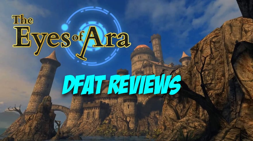 DFAT Reviews: The Eyes of Ara for Nintendo Switch