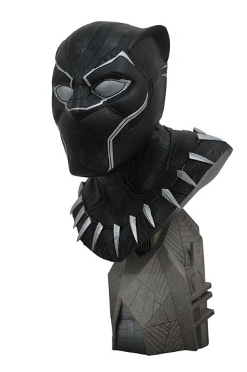 BlackPantherL3Dbust