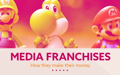 Where Media Franchises Make Their Money