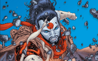Valiant, Dan Abnett and A Sound of Thunder team up for the theme from Rai, BREAK FREE!!