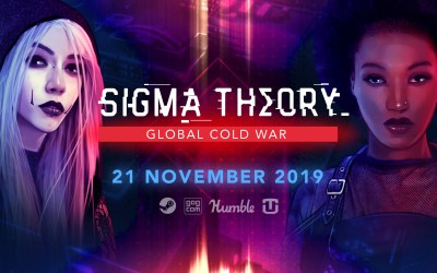 Global Cold War simulation Sigma Theory gets out of Early Access on November 21st