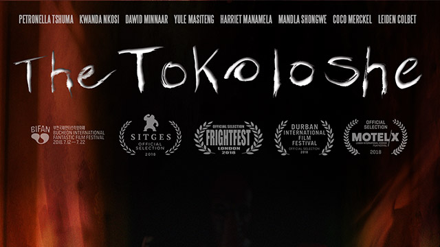 THE TOKOLOSHE – Check out the trailer for the most frightening film of 2019!