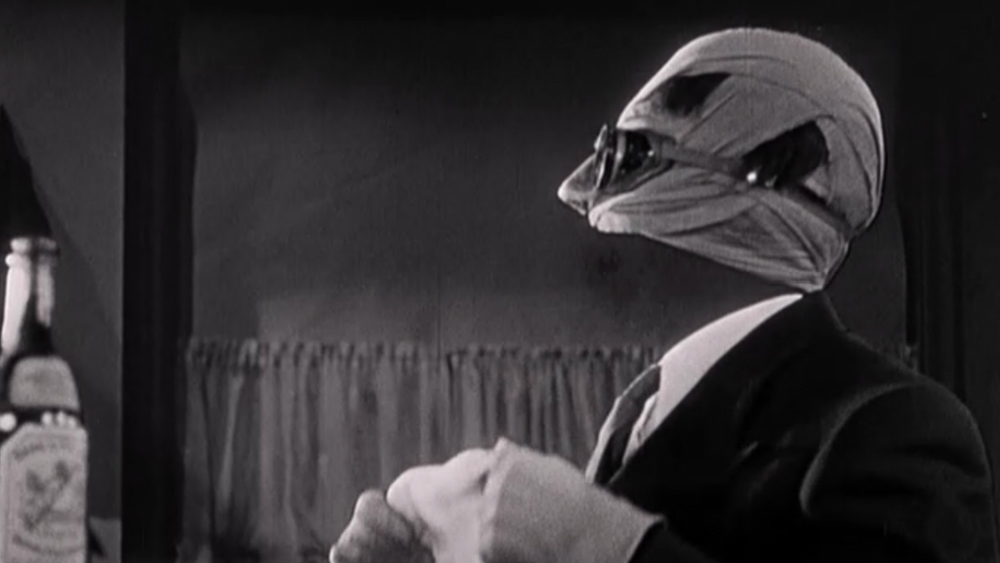 The Invisible Man trailer from Blumhouse Productions is here, or is it….