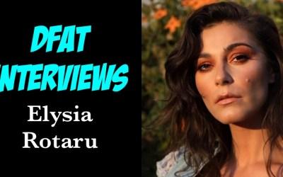 DFAT Interviews: Elysia Rotaru