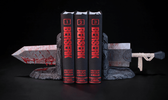 Berserk Bookend 02