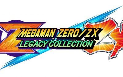 It's Zero Hour! Mega Man™ Zero/ZX Legacy Collection Now Available