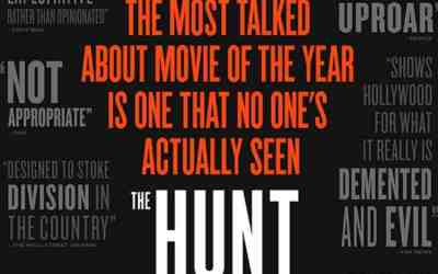 'The Hunt' is back on in the latest trailer and hits theaters on March 13th!