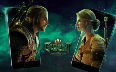 Gwent: The Witcher Card Game is finally coming to Android!