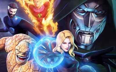 Thank Doom! The Fantastic Four expansion pack for Marvel Ultimate Alliance is here!