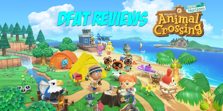 DFAT Reviews – Animal Crossing: New Horizons