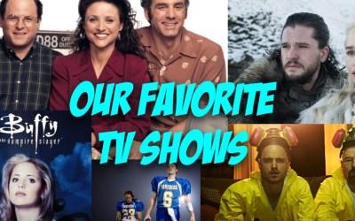 Towelite Talk Episode 167 – Our Favorite TV Shows