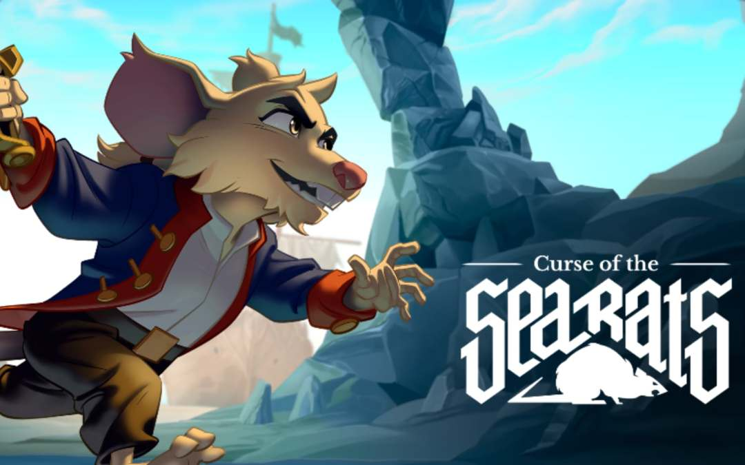 Crowd$ourcery: Curse of the Sea Rats Kickstarter on June 2