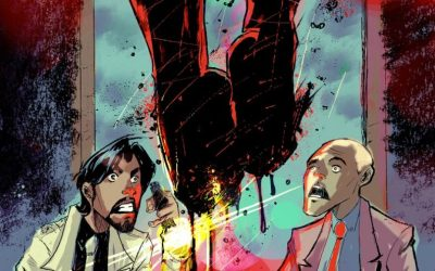 Hollowed #1-#2 Live show announces launch of upcoming Kickstarter!