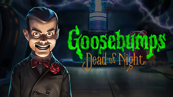 Goosebumps Dead of Night – Now Available on PS4!