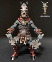 Mythic Legions Equaddron 01