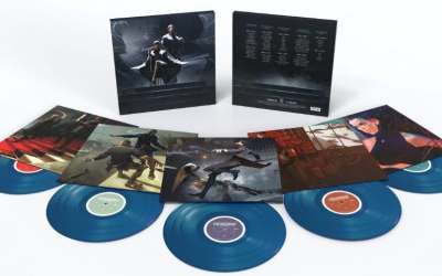 THE MUSIC OF DISHONORED SNEAKS ONTO  DELUXE VINYL BOX SET