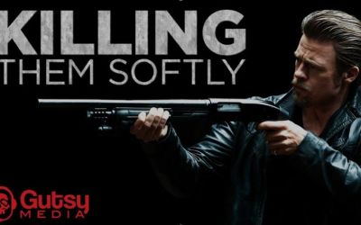 Gutsy Media Podcast Episode 2 – Killing Them Softly and Lauren Mueller