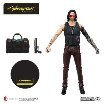 McFarlane Cyberpunk 08
