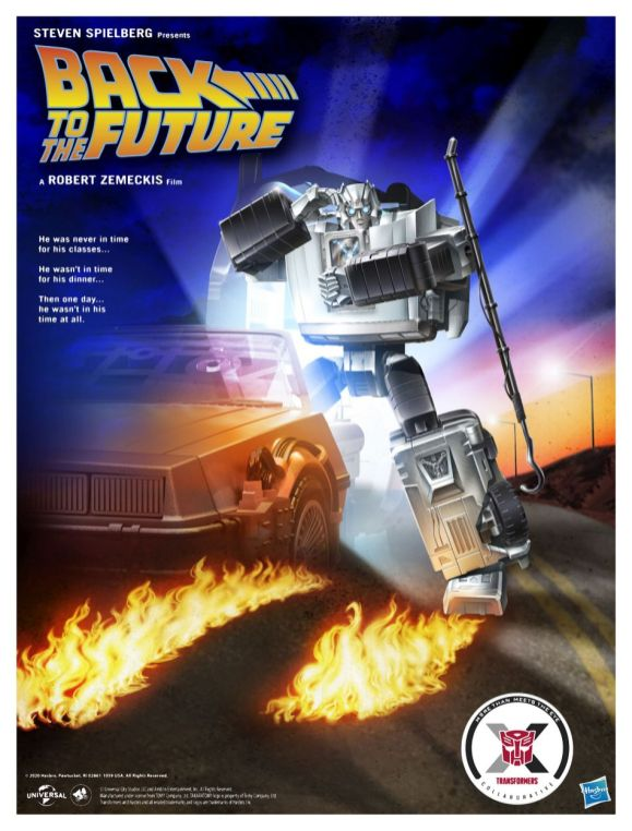 Transformers BTTF 01