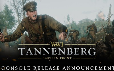 WW1 FPS Tannenberg coming to consoles on July 24!
