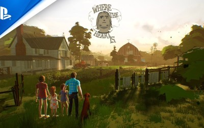 PS4 Exclusive Where the Heart Is Dreams of a Different Life this Winter on PS4