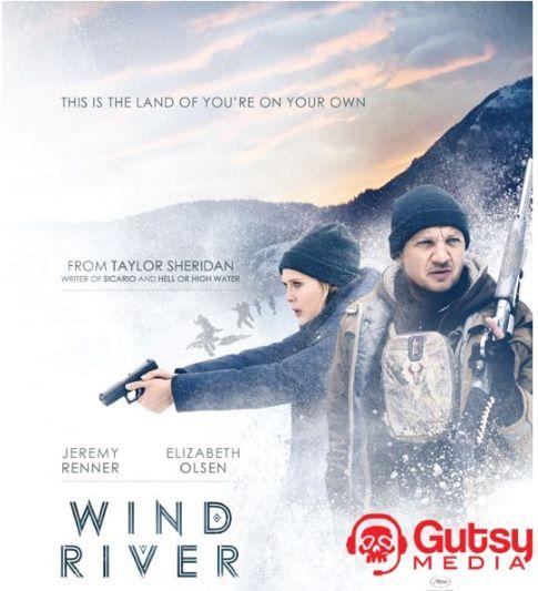 Gutsy Media Podcast Episode 5 – Wind River and J. Matthew Scruggs