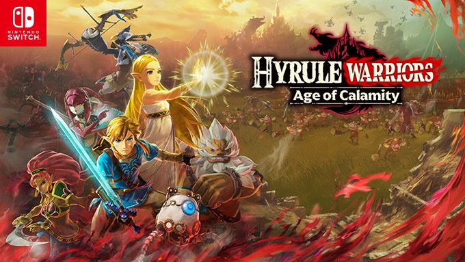 Hyrule Warriors: Age of Calamity coming this November to Nintendo Switch!