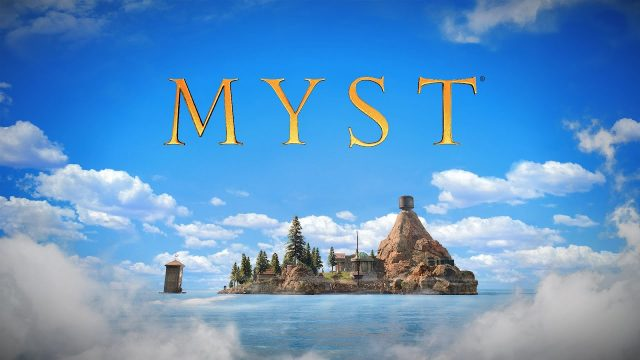 Get ready to explore the island of MYST in VR!