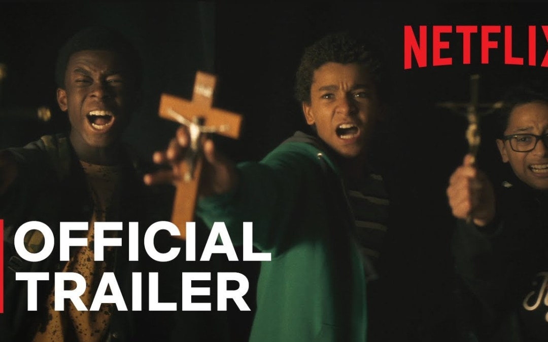 Vampires vs The Bronx is coming October 2nd to Netflix and we're in!