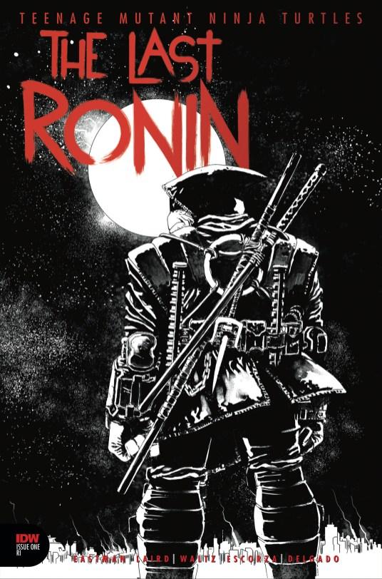 TMNT LAST RONIN 1 2nd 01