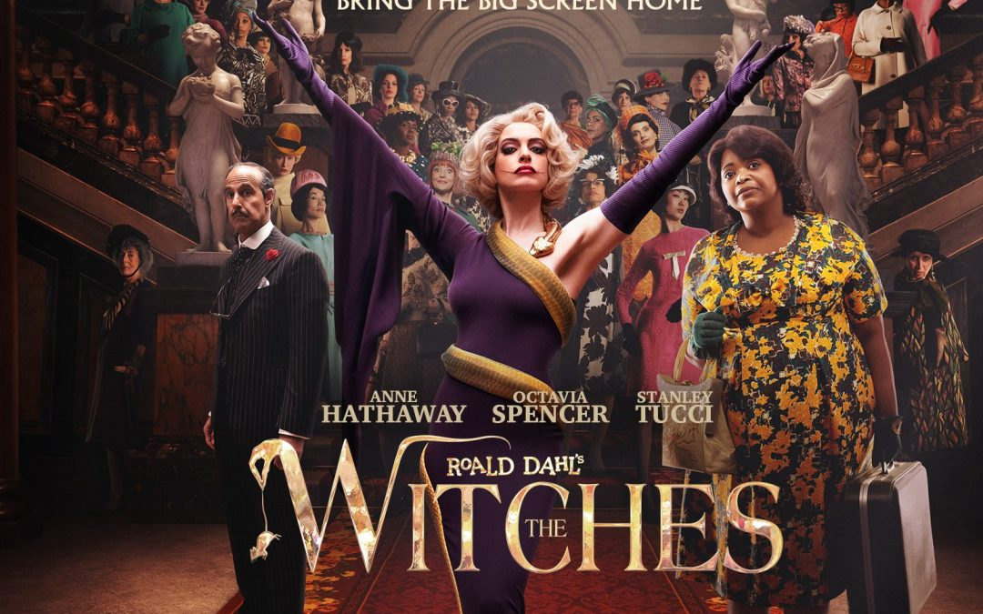 The Witches arrives on HBO Max this Halloween Season!