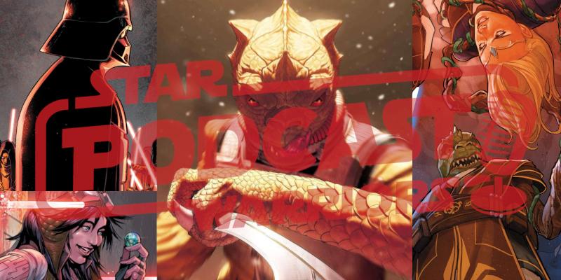 Star Warriors Podcast – Marvel Comics April 2021