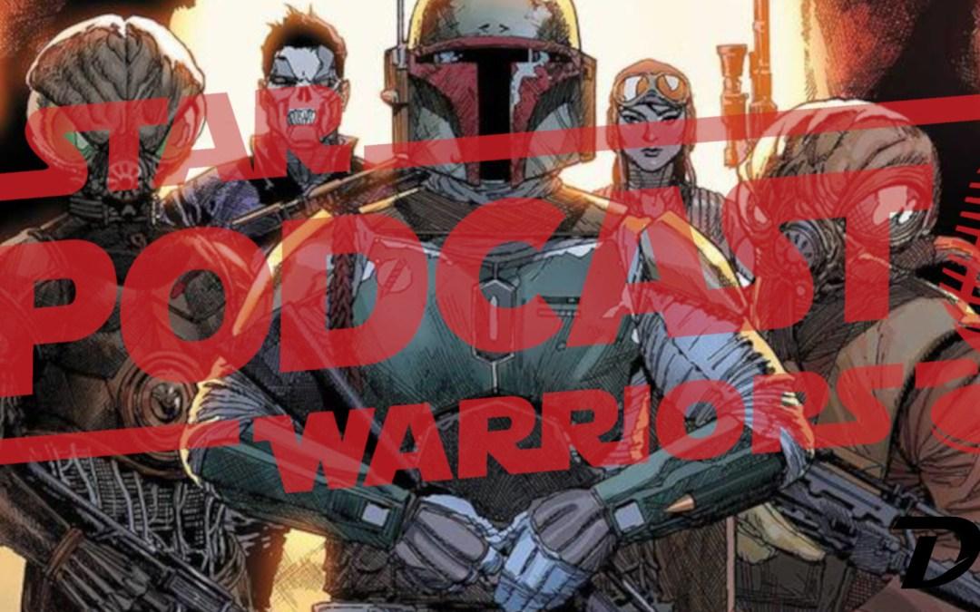 Star Warriors Podcast – Marvel Comics September 2021