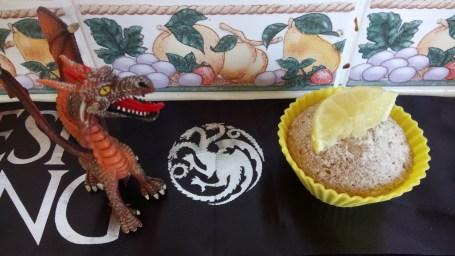 Sansa's soft & simple lemon cakes Desserts snack