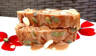 Halloween pumpkin pie banana bread Breakfast Desserts Lunch snack