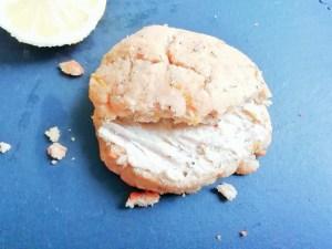 Grain free lemon rosemary scones Breakfast Grainfree Lunch snack