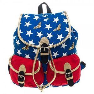 Wonder Woman knapsack