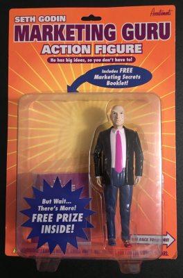 Seth Godin Action Figure