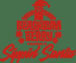 Sippin' Santa at Huli Huli Tiki Lounge