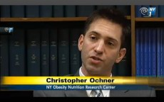 NY1 (Time Warner Cable News) in New York [taped 11-26-13] Discussing Dr. Ochner's research on weight loss via diet vs. surgery