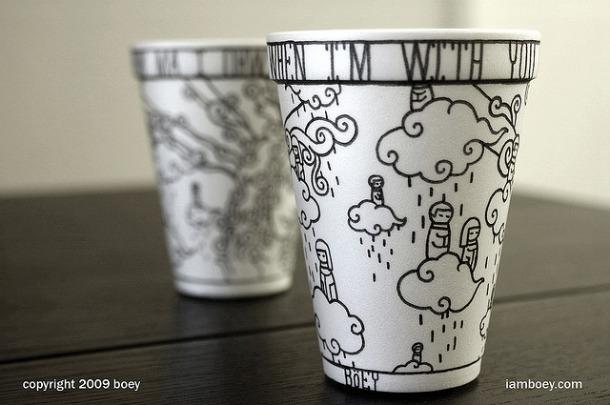 2(2) Sirva me café com um pouco de arte!